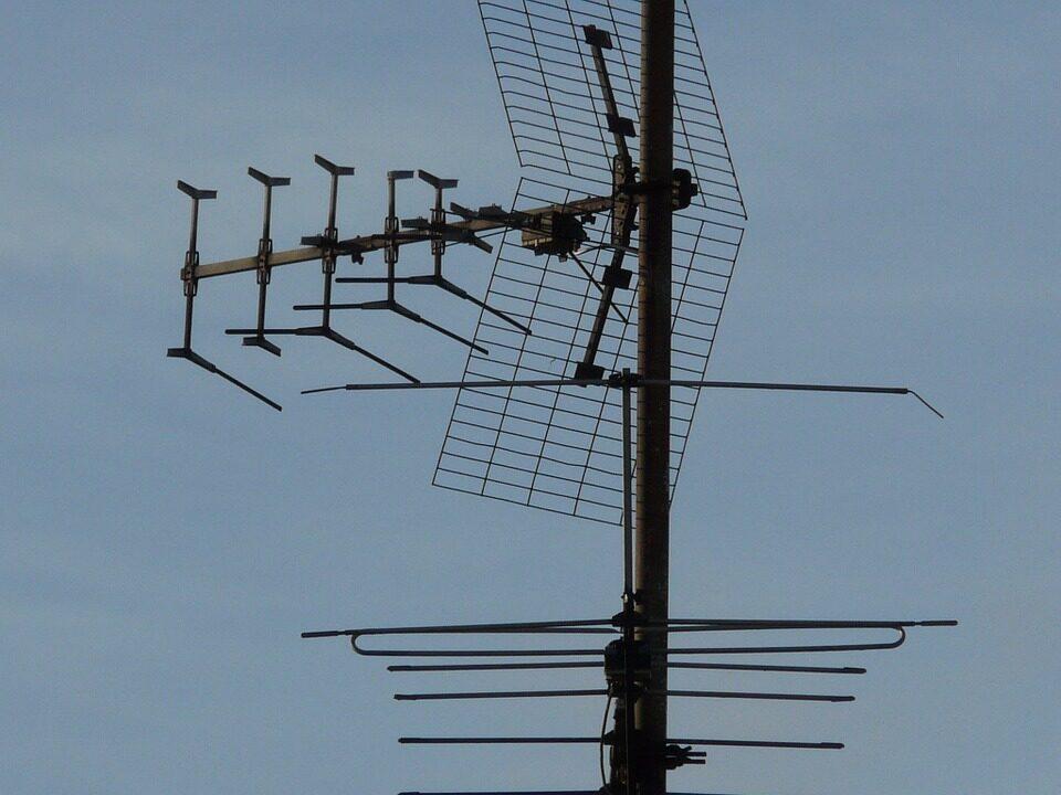 Installazione amplificatore antenna
