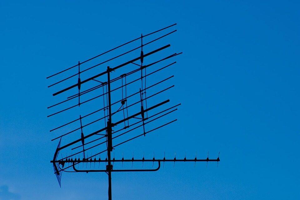 Puntamento antenna o parabola