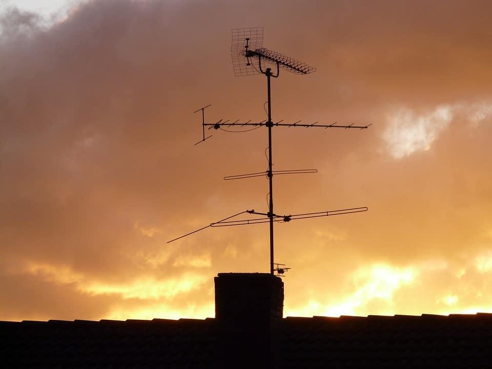 Puntamento antenna o parabola a Milano