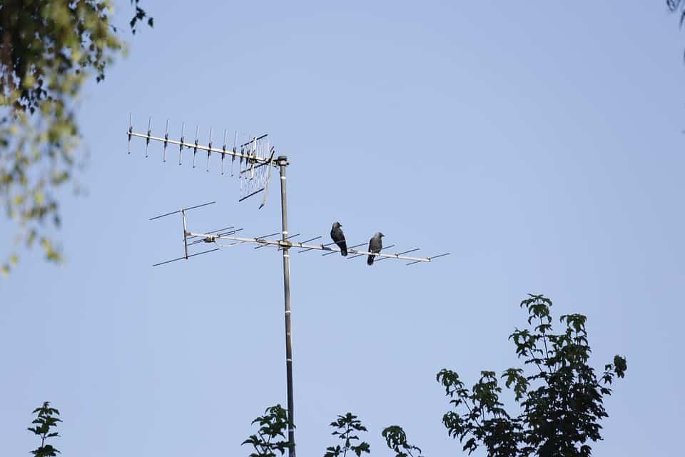 Sostituzione antenna Milano