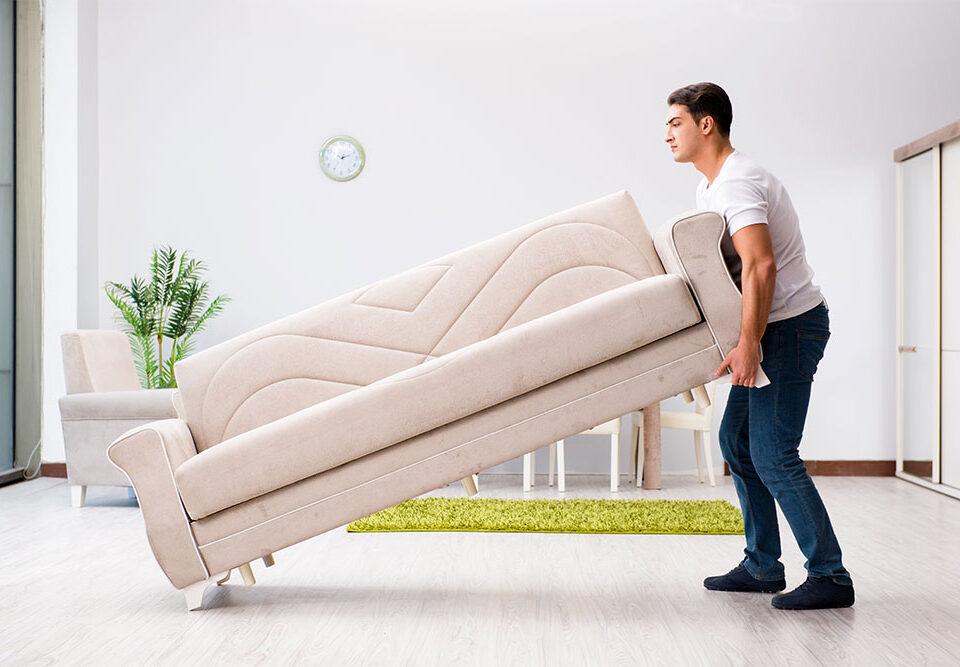 Ritiro mobili usati gratis
