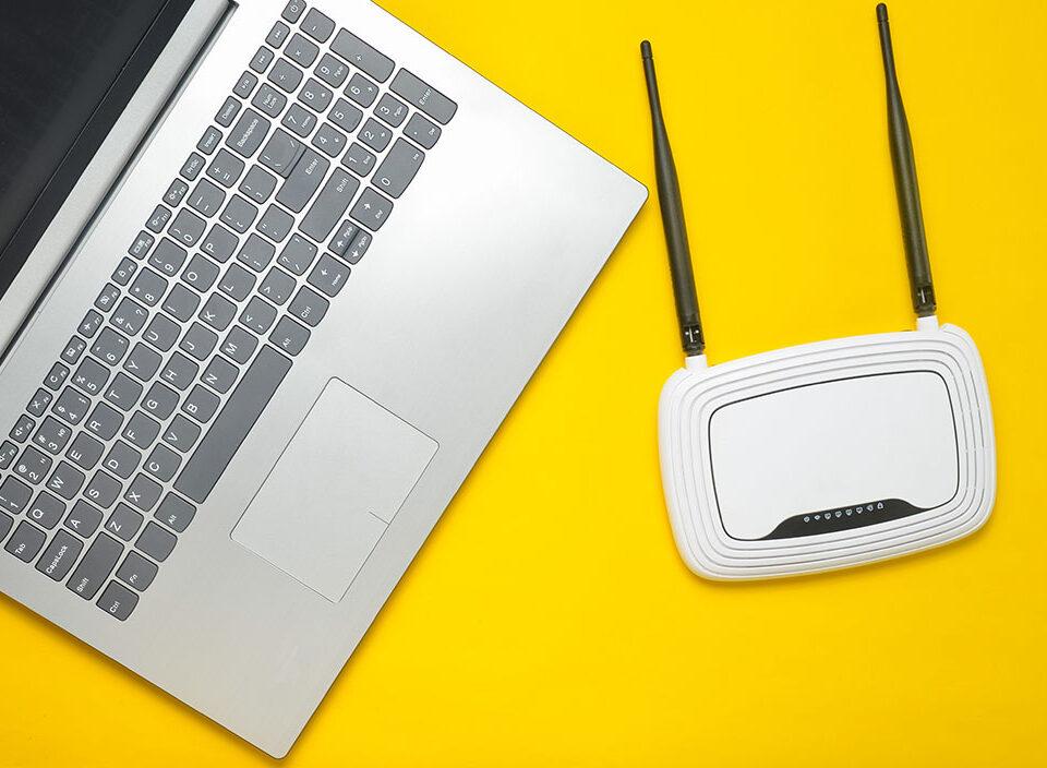 Installazione impianto Wi-Fi